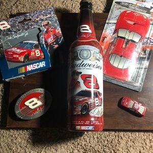 NASCAR dale Earnhardt Junior collectible set  #8.